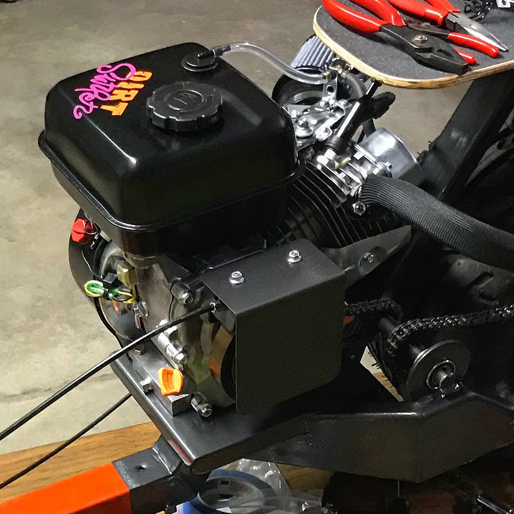 Mini Bike Go Kart Centrifugal Clutch Band Brake Kit Alternator Stator Diode Wire Wiring Harness For Briggs And Great Installation Is A Breeze I Highly Recommend This